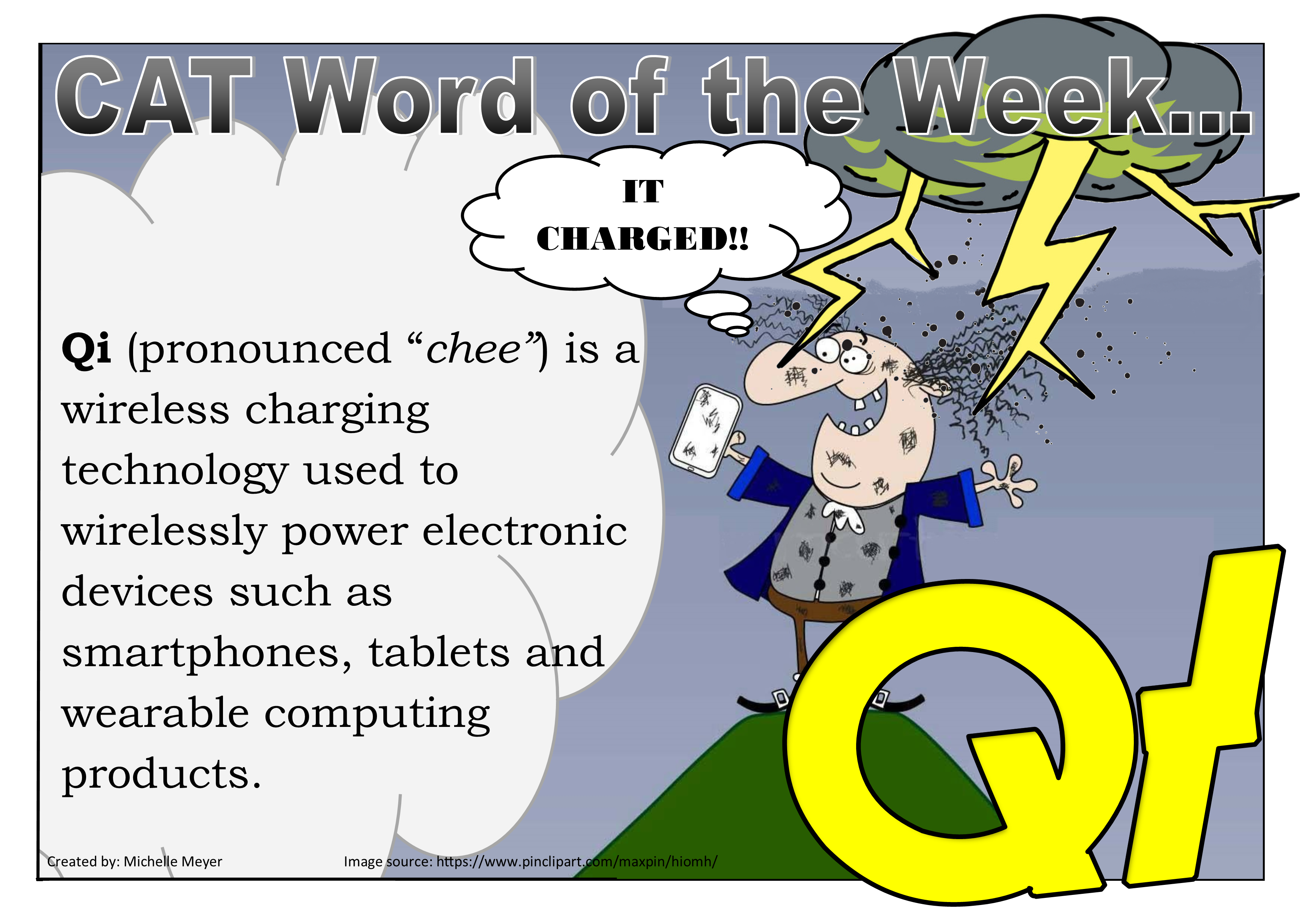 Word of the Week : Qi » TECH TEACHERS