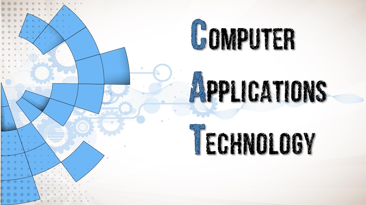 Computer Applications Technology Full version