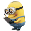 Minion-Reading-icon