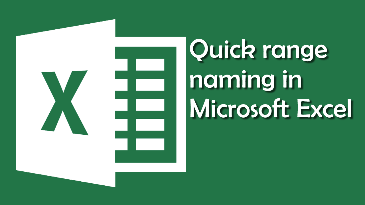 Awesome Excel tip #6