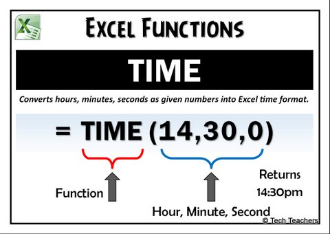 excel-TIME
