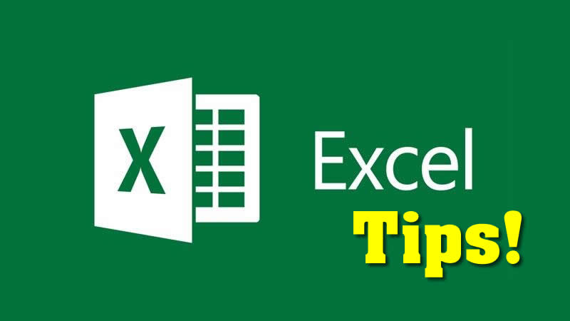 Awesome Excel tip #2